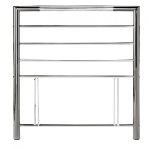 Bentley Designs Urban Metal Headboard - Bishops Beds | Cheap Beds