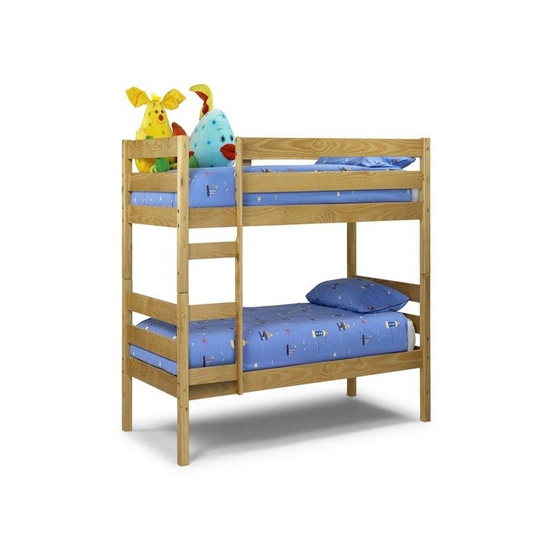 Julian Bowen Wyoming Wooden Bunk Bed | Childrens Beds | Kids Beds