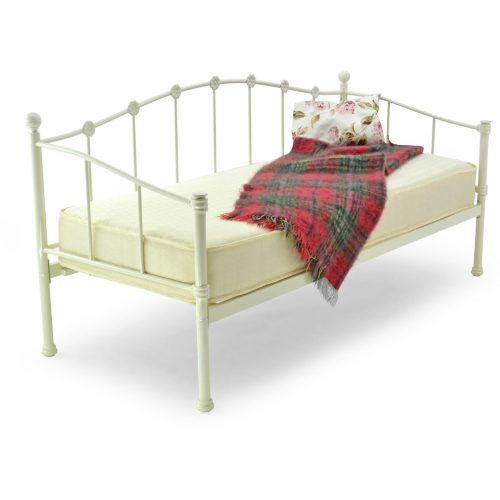 Paris Metal Day Bed - Bishops Beds