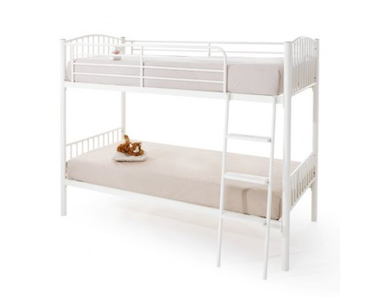 Serene Oslo Metal Bunk Bed