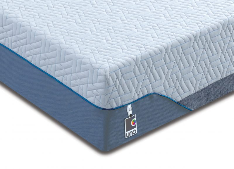 Uno Pocket Mattress | Bishops Beds