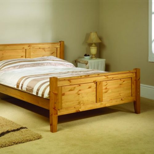 Coniston High Foot End Bed Frame by Friendship Mill