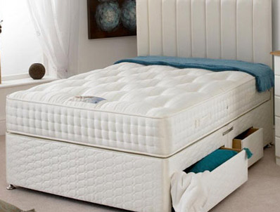 Sheraton Pocket 2000 Ortho Divan Highgrove Bed | Orthopaedic Beds with Free Delivery | Sheraton Pocket Divan Bed by Highgrove Beds