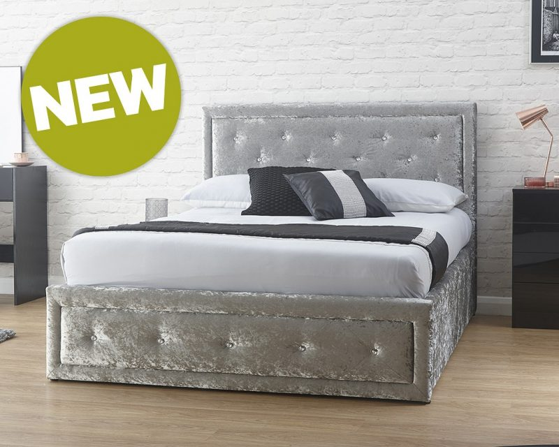 Hollywood Gas Lift Storage Bedstead | Ottoman Bed
