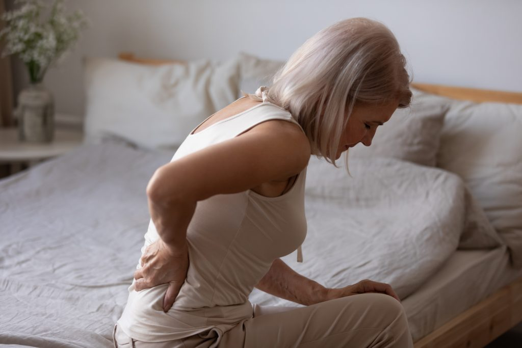 Old Mattress Causing Back and Neck Pain | Time To Replace Your Mattress